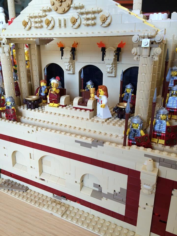 What if ancient Greece was made out of LEGO®? | Blog | Olympus