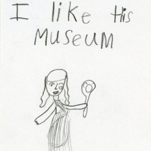 I like this museum